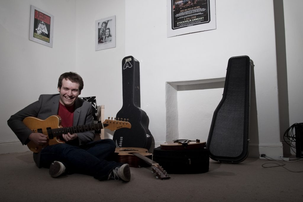 Edd Carr My First Musician Headshot Session Blog