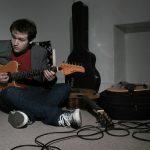 Performer Headshots, Musician, Guitar Player, Guitarist