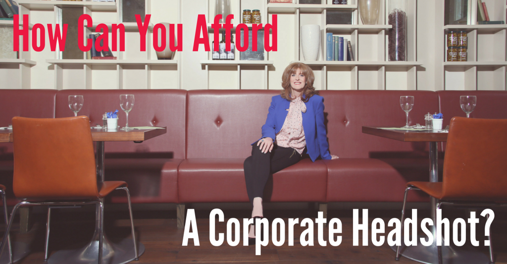How Can You Afford A Corporate Headshot Blog