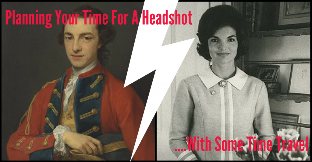 A Blog on How To Plan Your Headshot