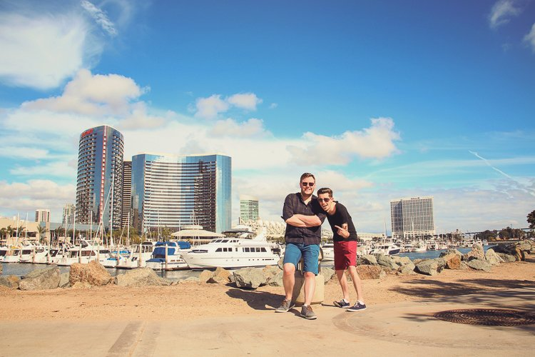 #SMMW17 Andrew and Pete in San Diego