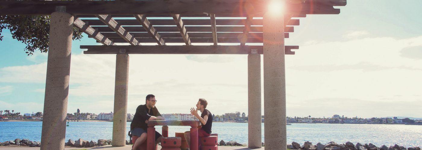 #SMMW17 Turbo Headshots Andrew and Pete