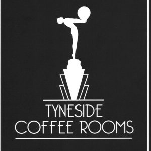 The official Tyneside Coffee Rooms Logo, Professional Photography
