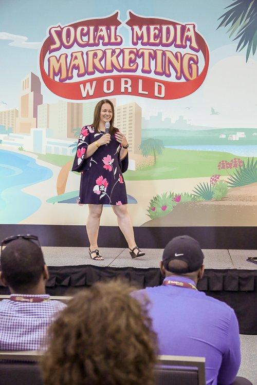 social media marketing world 2018 headshots