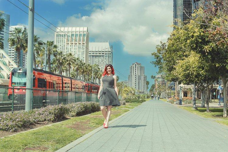 Christine Gritmon's Turbo San Diego Headshots Blog