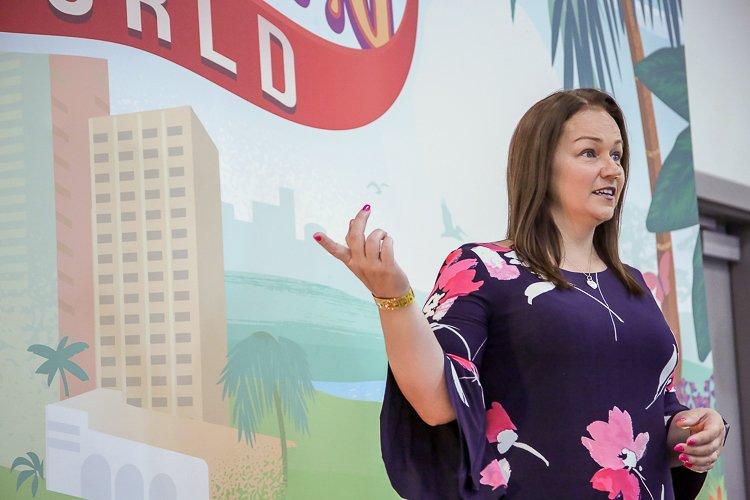 SMMW18, Loren Bartley, Social Media Marketing World, Speaker Photography, San Diego