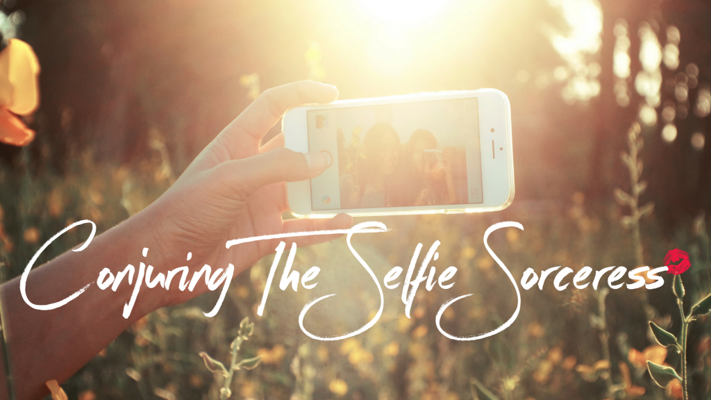 Love ya Selfie and witchery in business blog