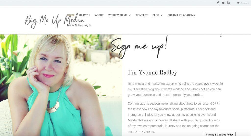 Beauty Industry Headshots