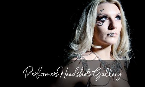 Performers Headshots Gallery