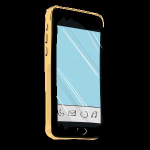 Phone Illustration
