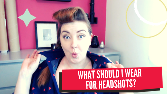 What to wear for a Headshot