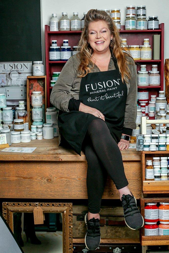 Fusion Mineral Paint Workshop Lichfield