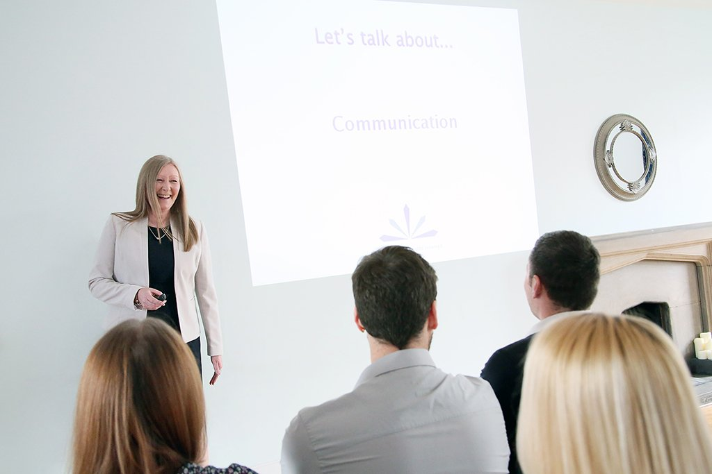 Julie Twist Professional Counselling Speaker - Shot By Laura Pearman Photography