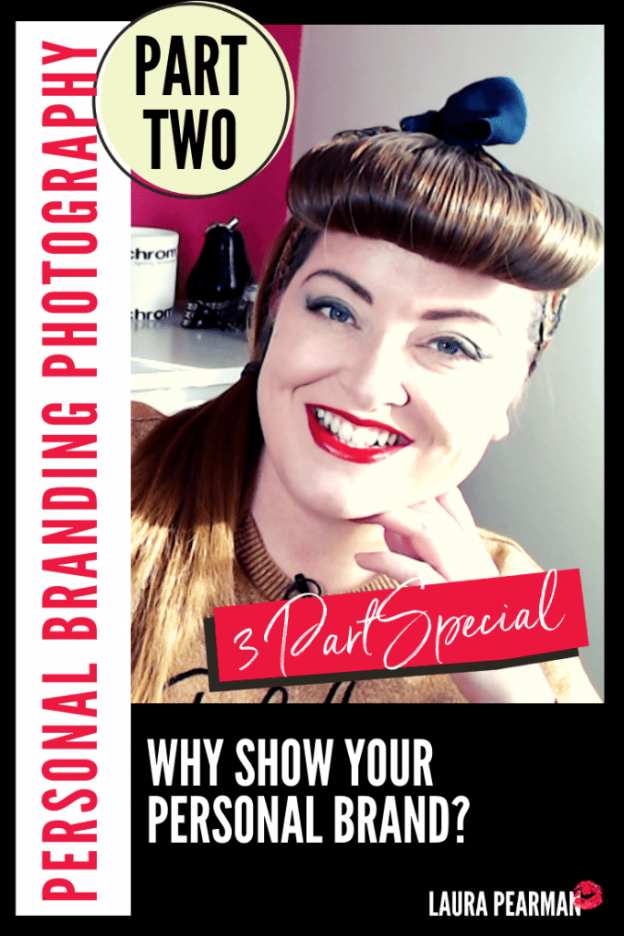 Why you need to show Personal Brand through Photography