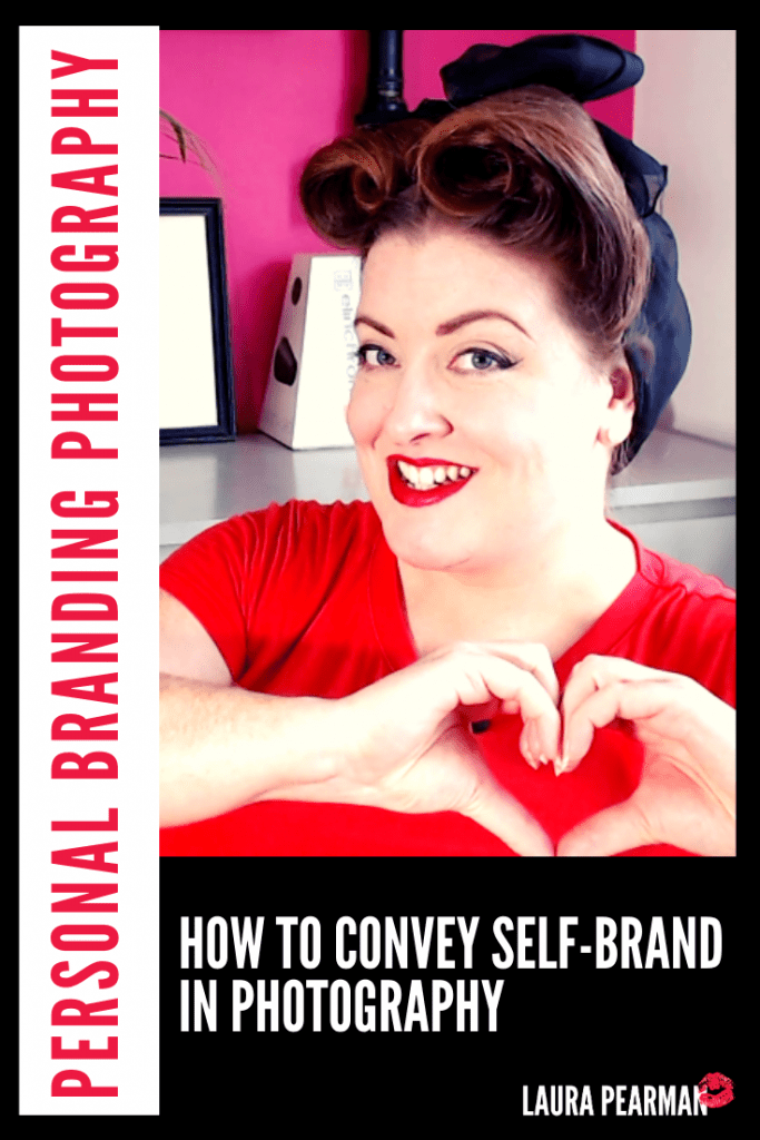 How to convey self-branding in photography