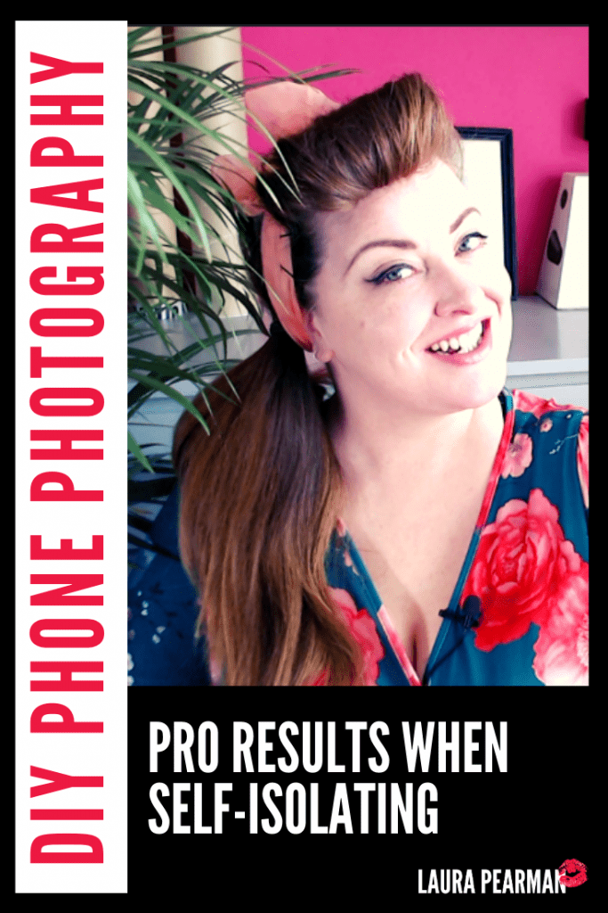 Using a phone for headshot photography vs. professional photography
