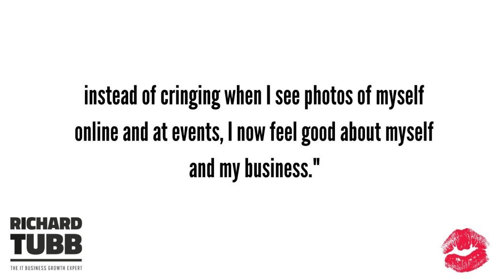 Strong personal brand in photography