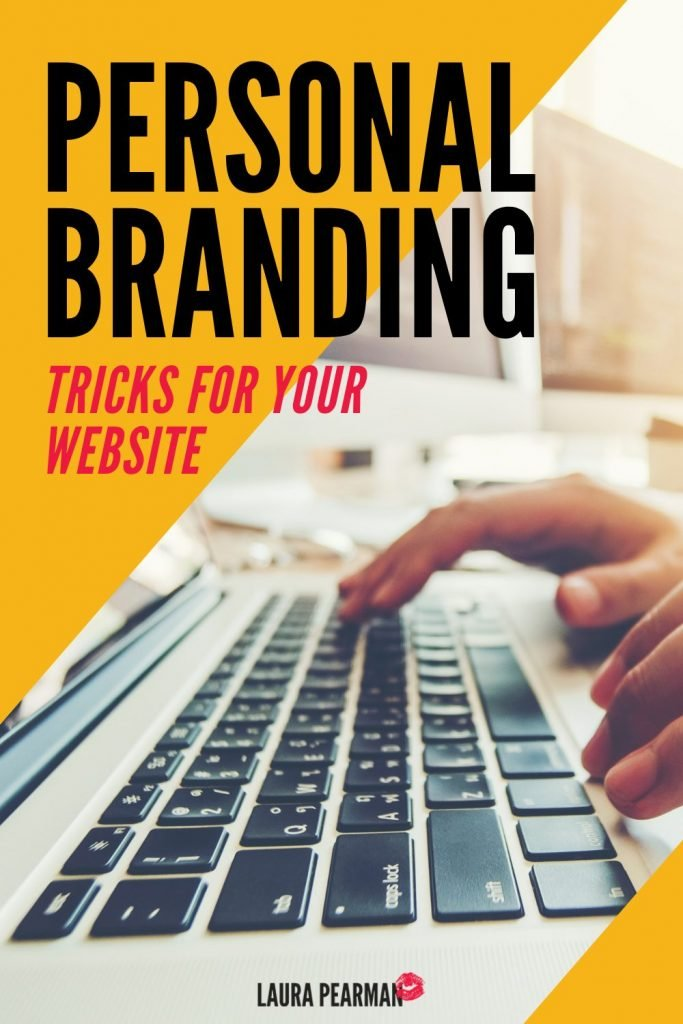 Personal Branding Tips 2020 for your website