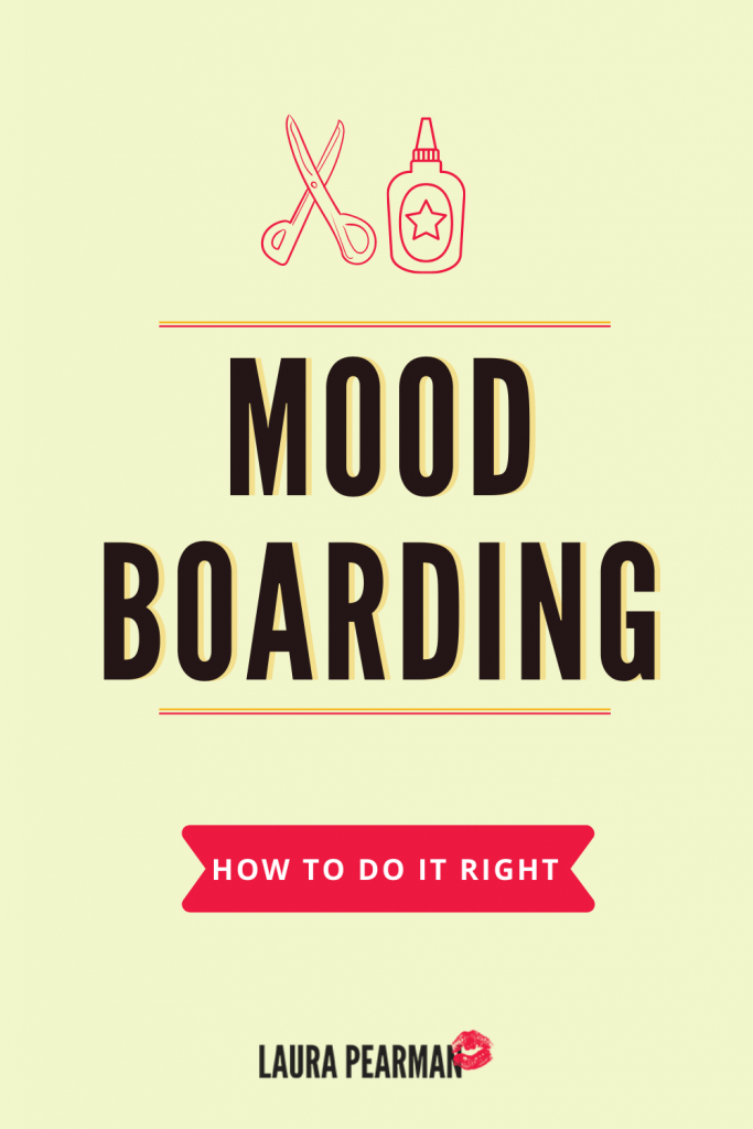 How to build your personal brand through moodboarding
