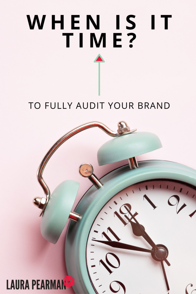 Do you really need a brand audit?