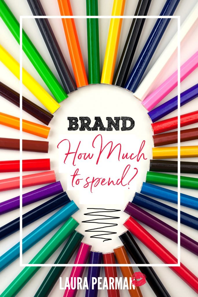 Why new business owners should NEVER spend big on their first brand
