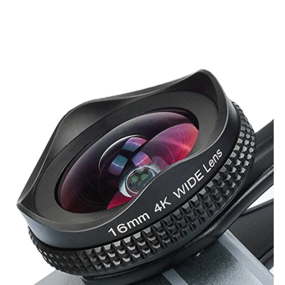 APEXEL 120 Degree Wide angle Lens